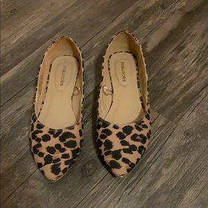 Maurice's Cheetah Print Flats